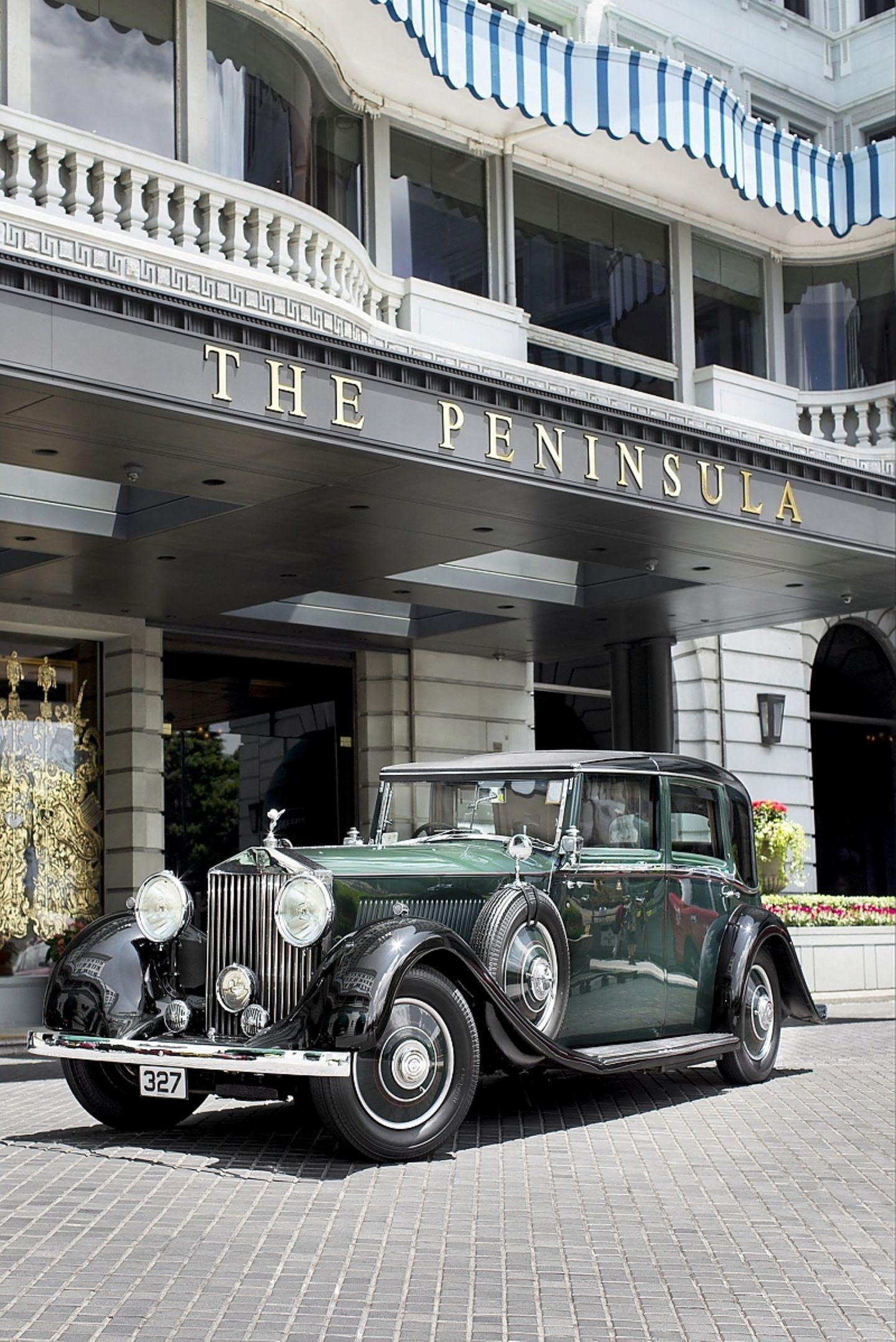 Rolls-Royce Phantom II Peninsula