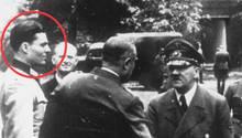 Stauffenberg Hitler