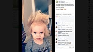 """Screenshot von der Facebook-Seite """"Baby Einstein 2.0"""""""