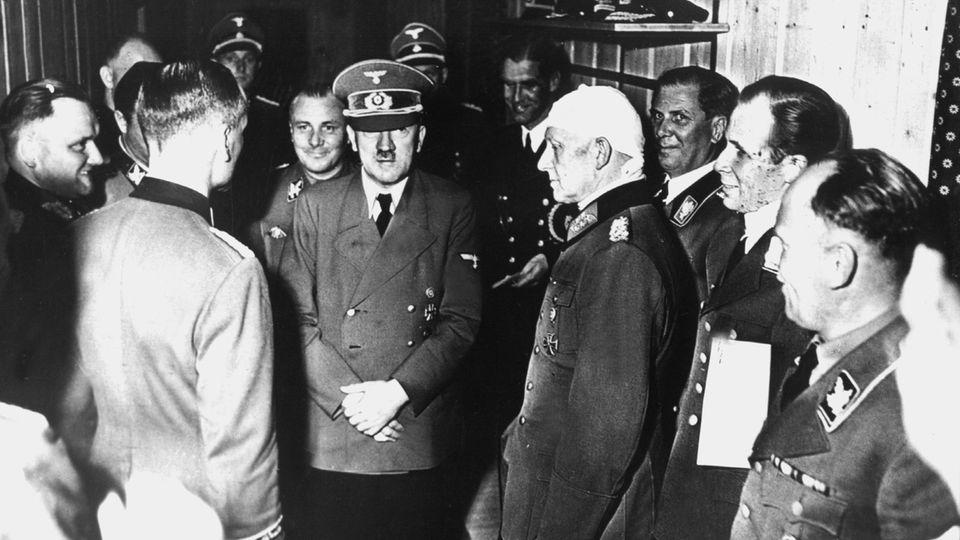 Claus Graf Schenk von Stauffenberg