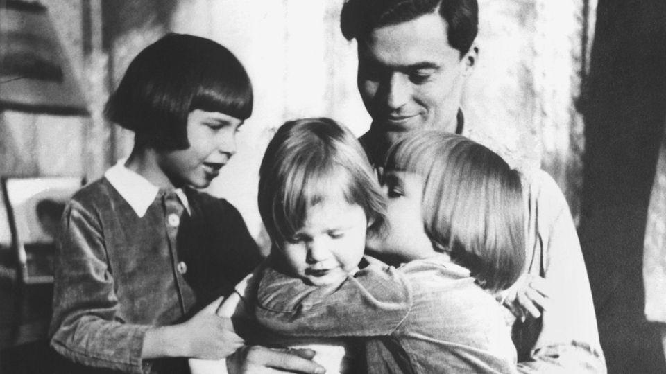 Stauffenberg Familie