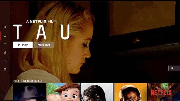 Die neue Nutzeroberfläche von Netflix soll übersichtlicher sein