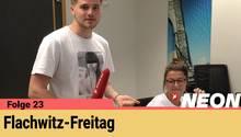 Flachwitz-Freitag: Darf ich einen Deoroller auch ohne Führerschein benutzen?
