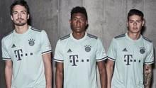 Fans spotten über mintgrünes Bayern-Trikot