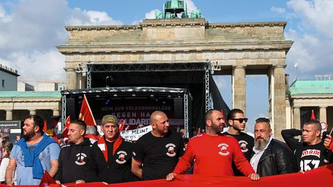 Osmanen Germania – Die Rocker propagieren Stolz und Loyalität,