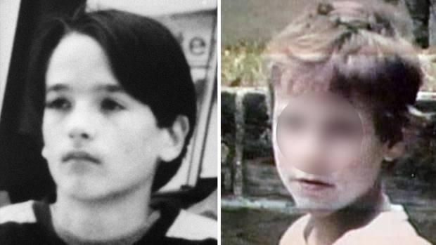 Die verschwundenen Kinder Manuel Schadwald (l.) und Bernd B.