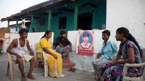Lynchmorde in Indien