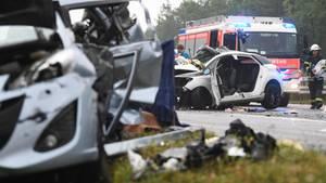 Unfall Heilbronn Autobahn