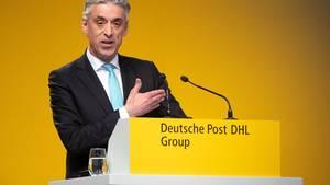 Frank Appel, Chef der Deutschen Post