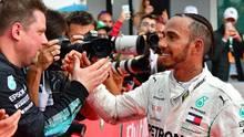 Lewis Hamilton siegt nach Vettel-Aus in Hockenheim