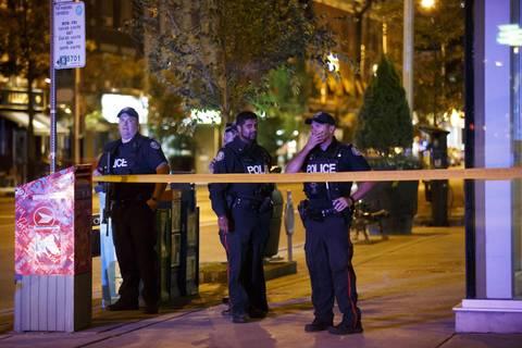 Kanada: Zwei Tote und 13 Verletzte bei Schießerei in Toronto