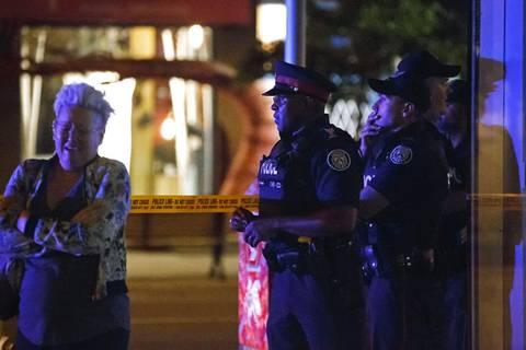Kanada: Schießerei in der Innenstadt von Toronto – eine junge Frau stirbt