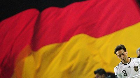 Mesut Özil spielt nicht mehr für die DFB-Elf