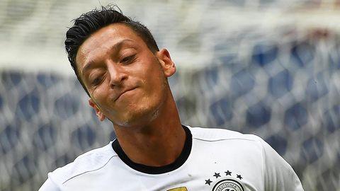 Mesut Özil erklärte seinen Rücktritt aus der deutschen Nationalmannschaft via Instagram