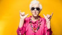 Alter ist Einstellungssache!