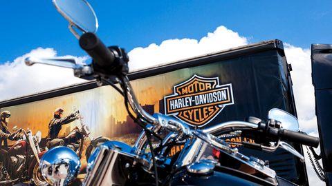 Handelsstreit: Wie aus der Vorzeigemarke Harley-Davidson der Prügelknaben von Donald Trump wurde