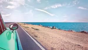 Ein Unfall bringt Stress auch in den lockersten Urlaub.