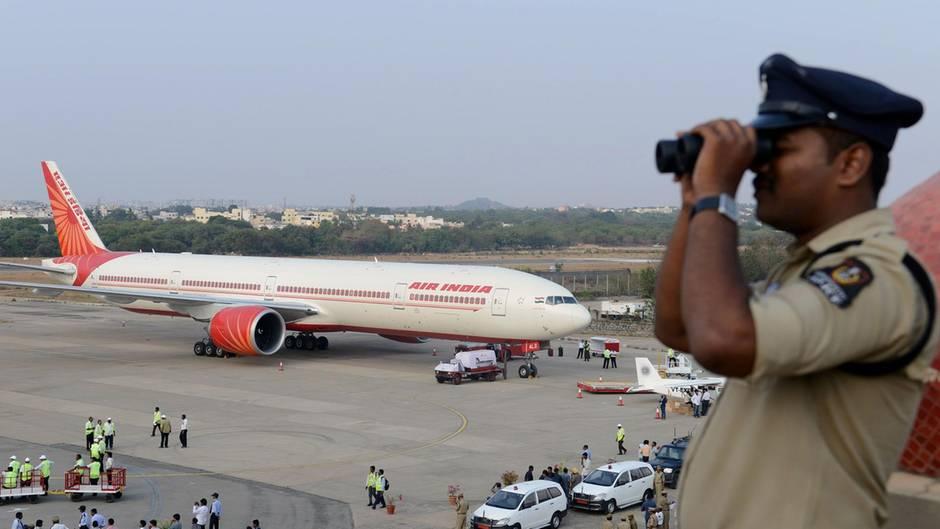 Unangenehme Mitreisende: Auf einem Flug von New York nach Mumbai flogen in der Business Class einer Boeing 777 von Air India Bettwanzen mit.