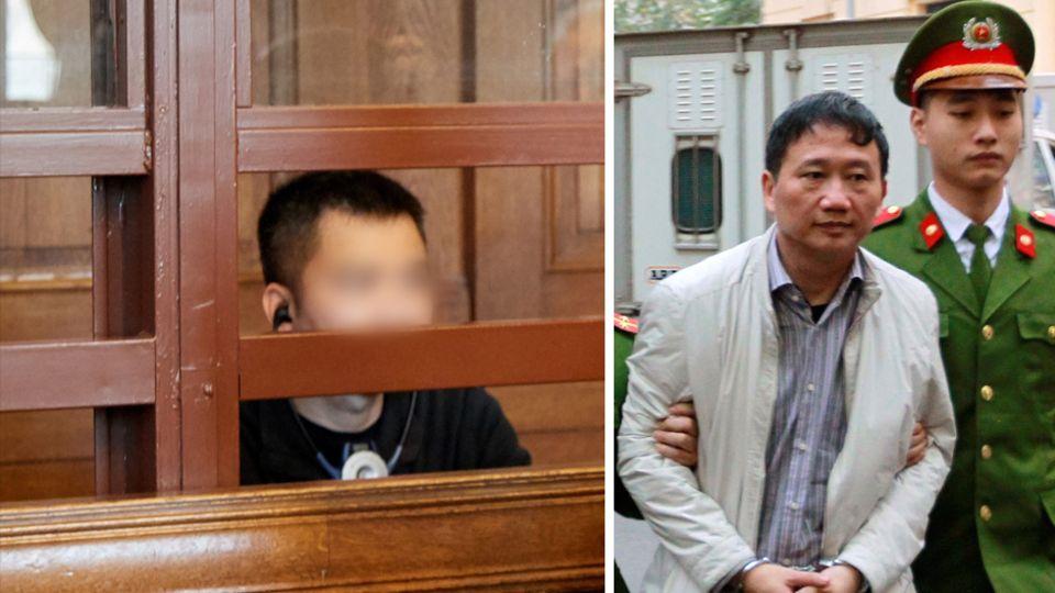 Der Angeklagte im Berliner Kammergericht und sein Opfer in Vietnam