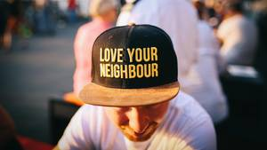 Nachbarschaftskrieg: Love your Neighbour