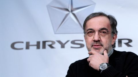 Sergio Marchionne schmiedete Fiat Chrysler zu einem Globalplayer um