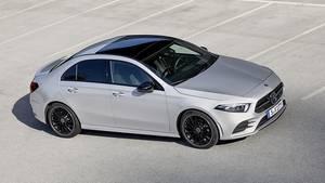 Mercedes A Klasse Limousine