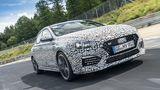 Der Hyundai i30 N Fastback Prototyp lässt sich entspannt fahren