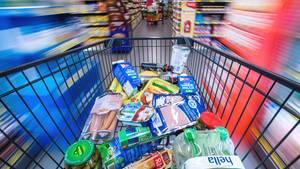 Eigenmarken aus dem Supermarkt