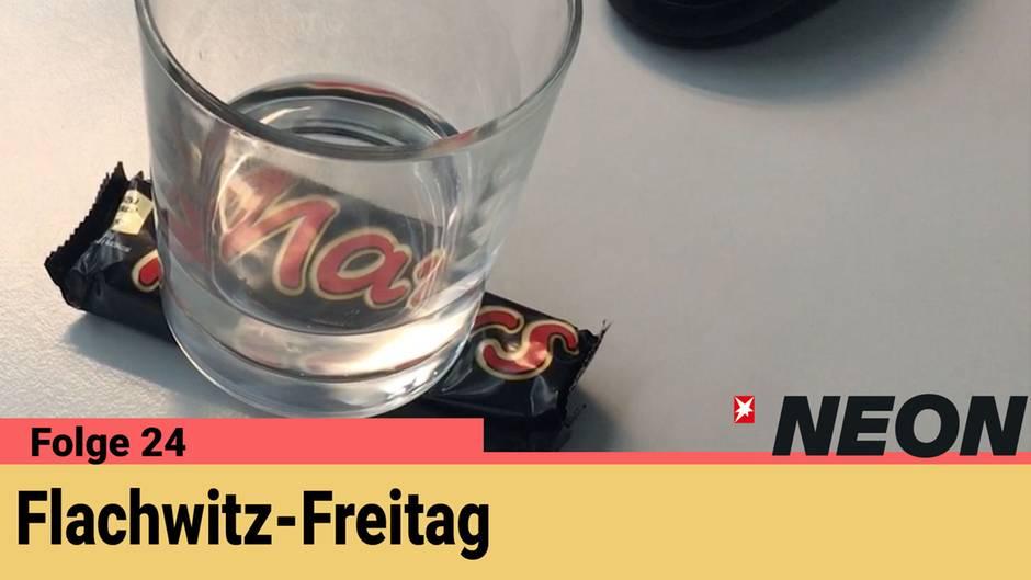 Flachwitz-Freitag: Wir haben auch flüssiges Wasser auf dem Mars gefunden – zweimal