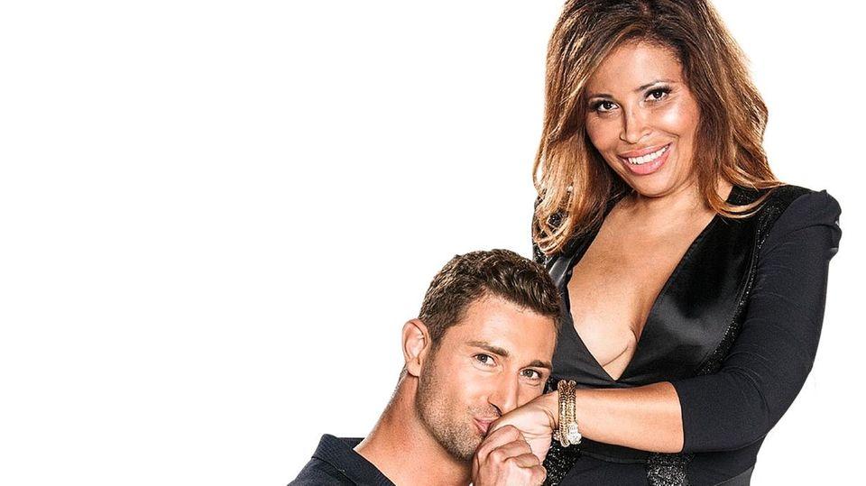 Promi-Tochter: Patricia Blanco (mit ihrem Partner Nico Gollnick)