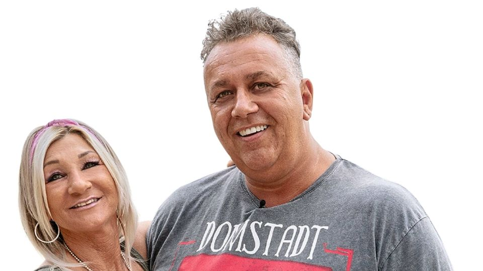Promi-Kölner: Frank Fussbroich (mit Ehefrau Elke)