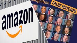 """Amazons Software """"Rekognition"""" ordnete die Gesichter von 28 US-Abgeordneten Verbrechern zu"""