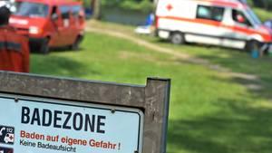 Mit 45 Ertrunkenen ist Bayern trauriger Spitzenreiter in der DLRG-Statistik