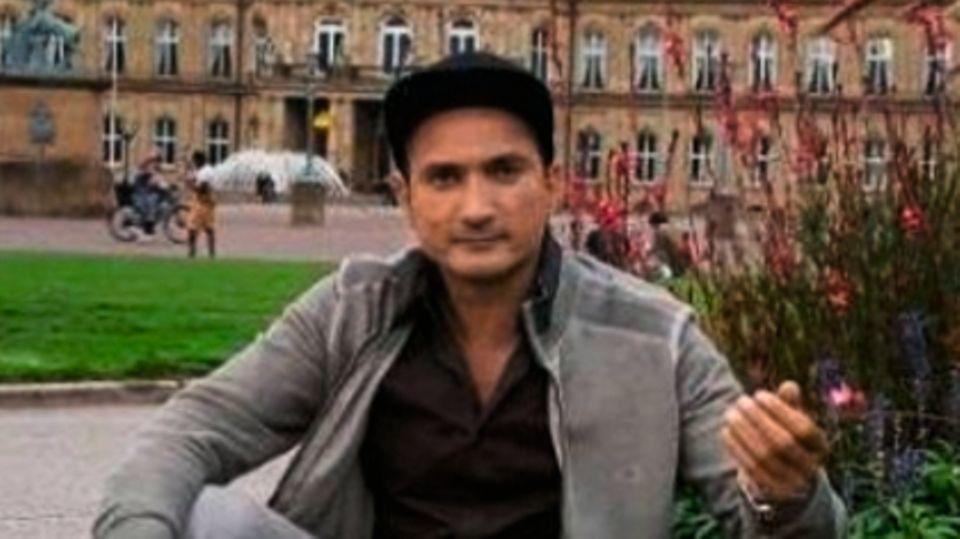 Muhammed Gul Marof Khail arbeitete in Kaufbeuren in einer Firma für Schweißtechnik