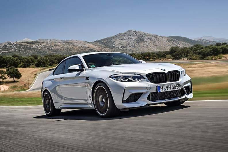 Der BMW M2 Competition steht ab September beim Händler