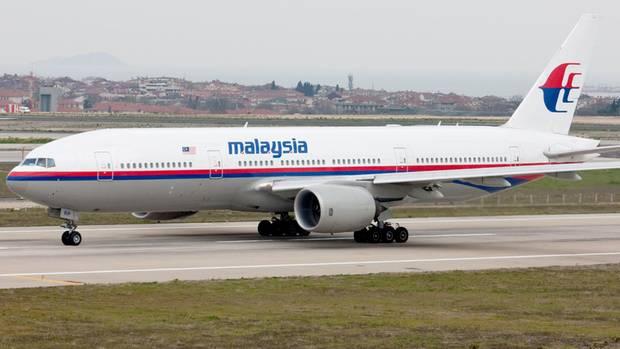 Flugzeug MH370