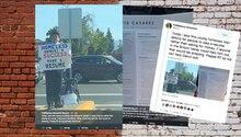 Silicon Valley: Mit diesem Plakat bekam ein Obdachloser 200 Jobangebote