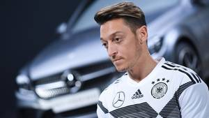Mercedes-Benz in der Causa Mesut Özil