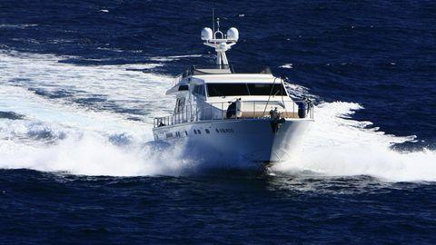 Mallorca - Taucher - Motorboot - Amputation