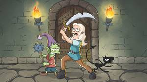 """In """"Disenchantment"""" nimmt Simspons-Erfinder Matt Groening Mittelalter und Fantasy aufs Korn"""