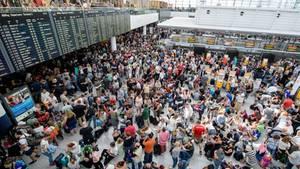 München Franz-Josef-Strauß-Flughafen