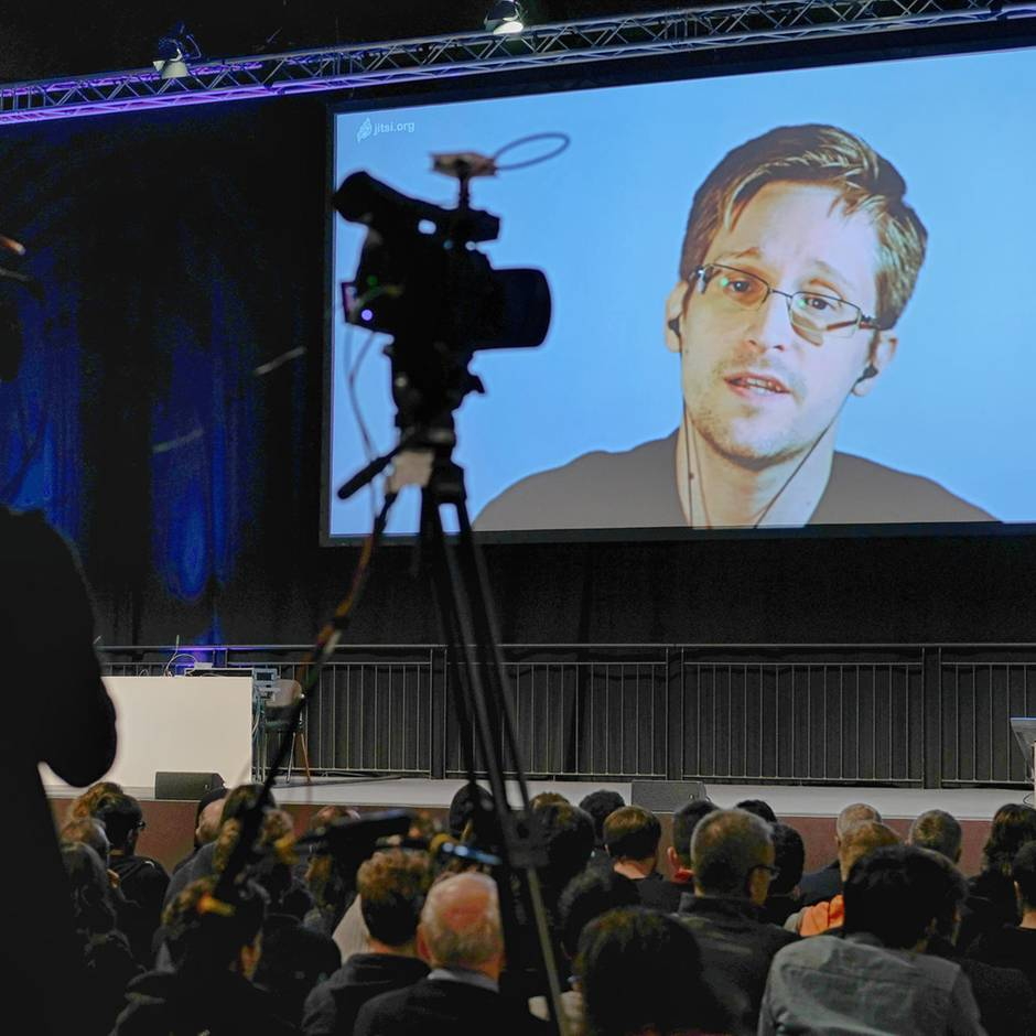 US-Whistleblower: Edward Snowden verrät im Interview seine Schmuggeltricks