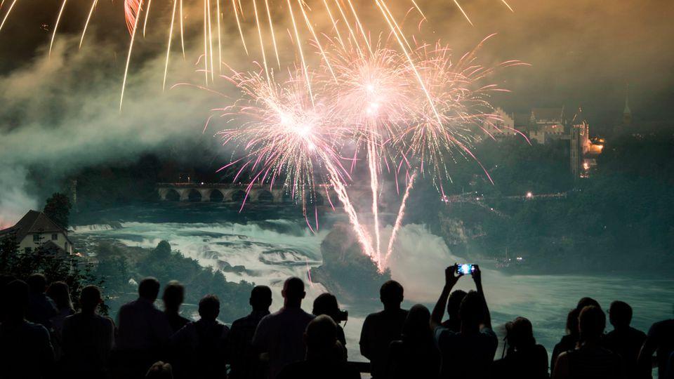 Schweizer Nationalfeiertag diesmal ohne Feuerwerk