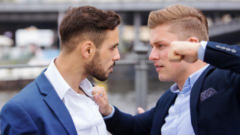 Merklingen: Touristengruppe prügelt sich mit Hochzeitsgesellschaft
