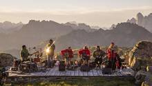 Konzert vor alpiner Kulisse: Sounds of Dolomites im Trentino