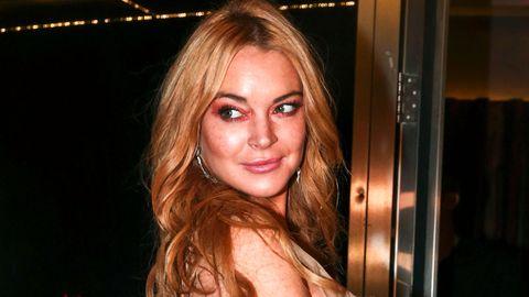 Lindsay Lohan: Geburtstagsfeier in der Entzugsklinik