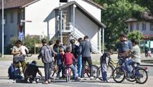 Kurze Wegen sollen in den sogenannten Ankerzentren in Bayern die Asylverfahren beschleunigen
