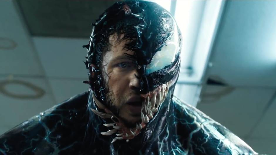 """Kinotrailer: Superhelden sind out: Marvel lässt mit """"Venom"""" die Monster los"""