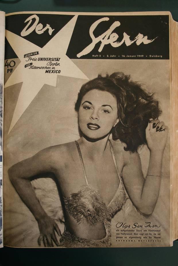 Eine stern-Ausgabe von 1949
