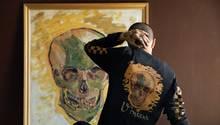 Vans mit Vincent Van Gogh Motiv